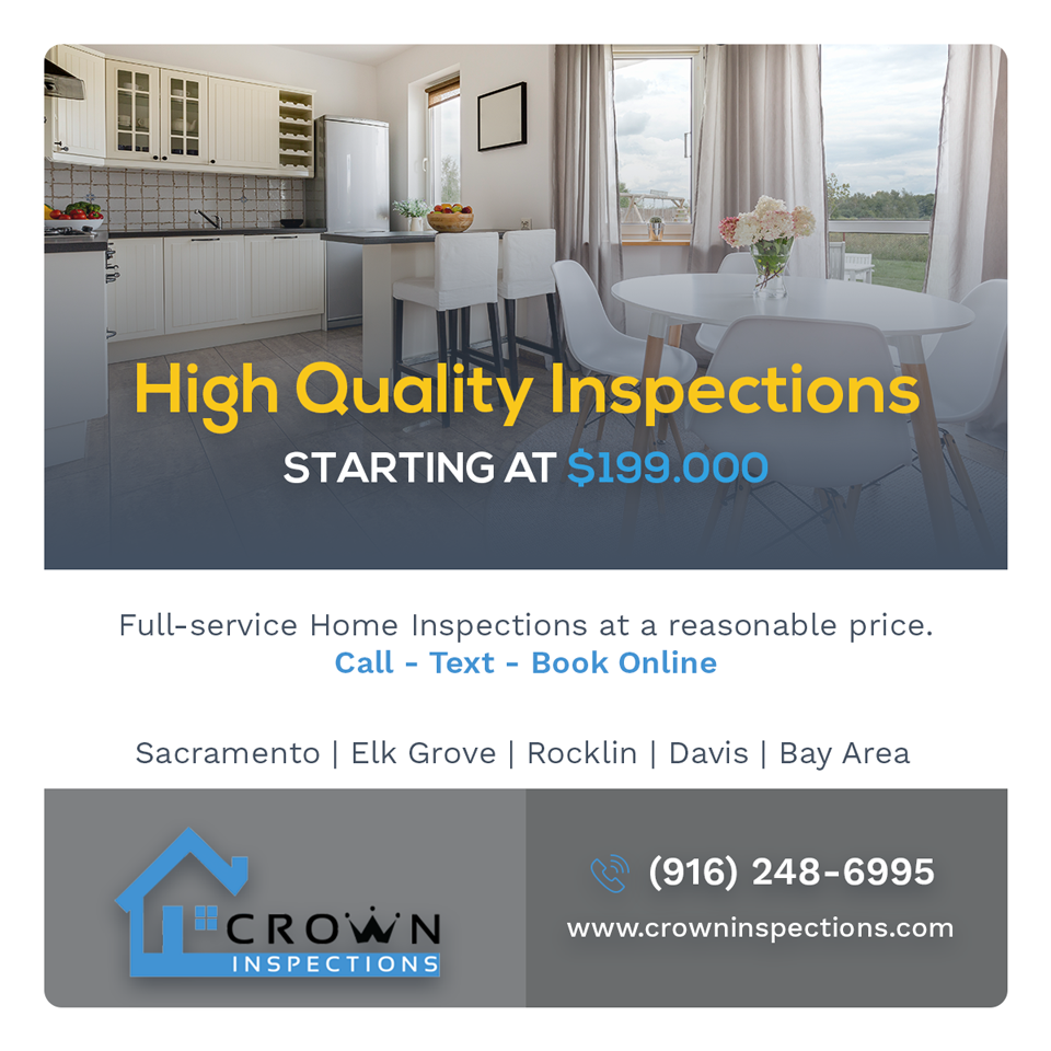 Home Inspections at a great price